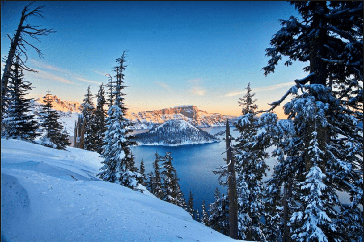 Crater Lake Oregon Photography