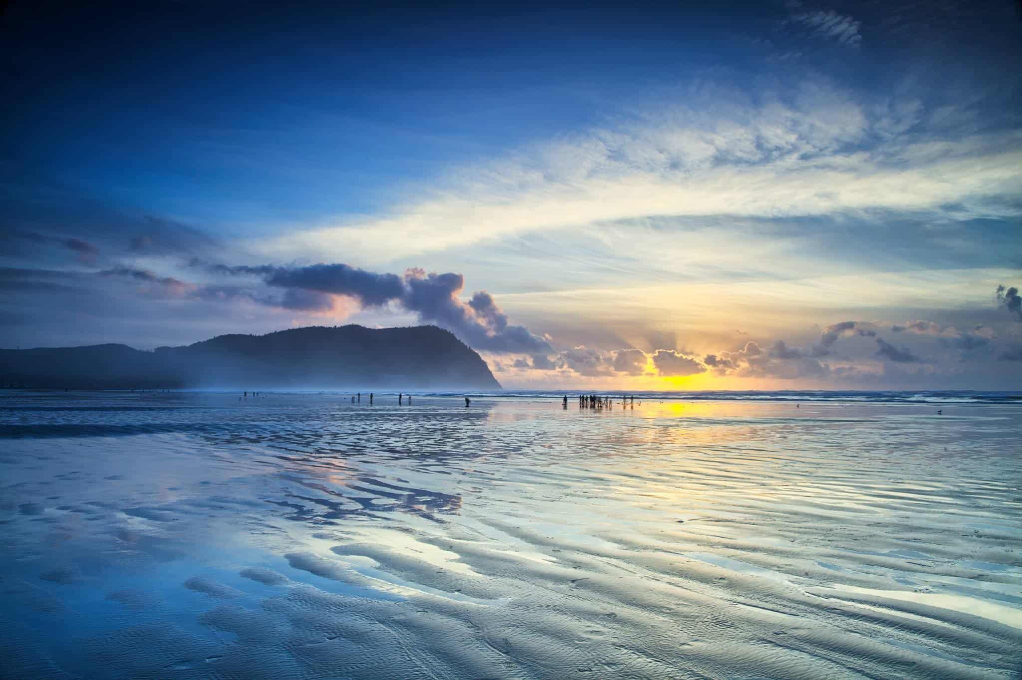 Seaside Oregon Beach Photography Morrisey