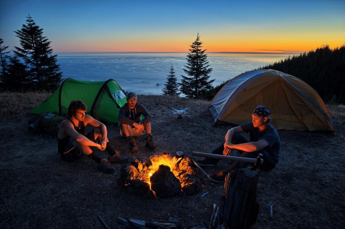 Oregon Coast Range Backpacking