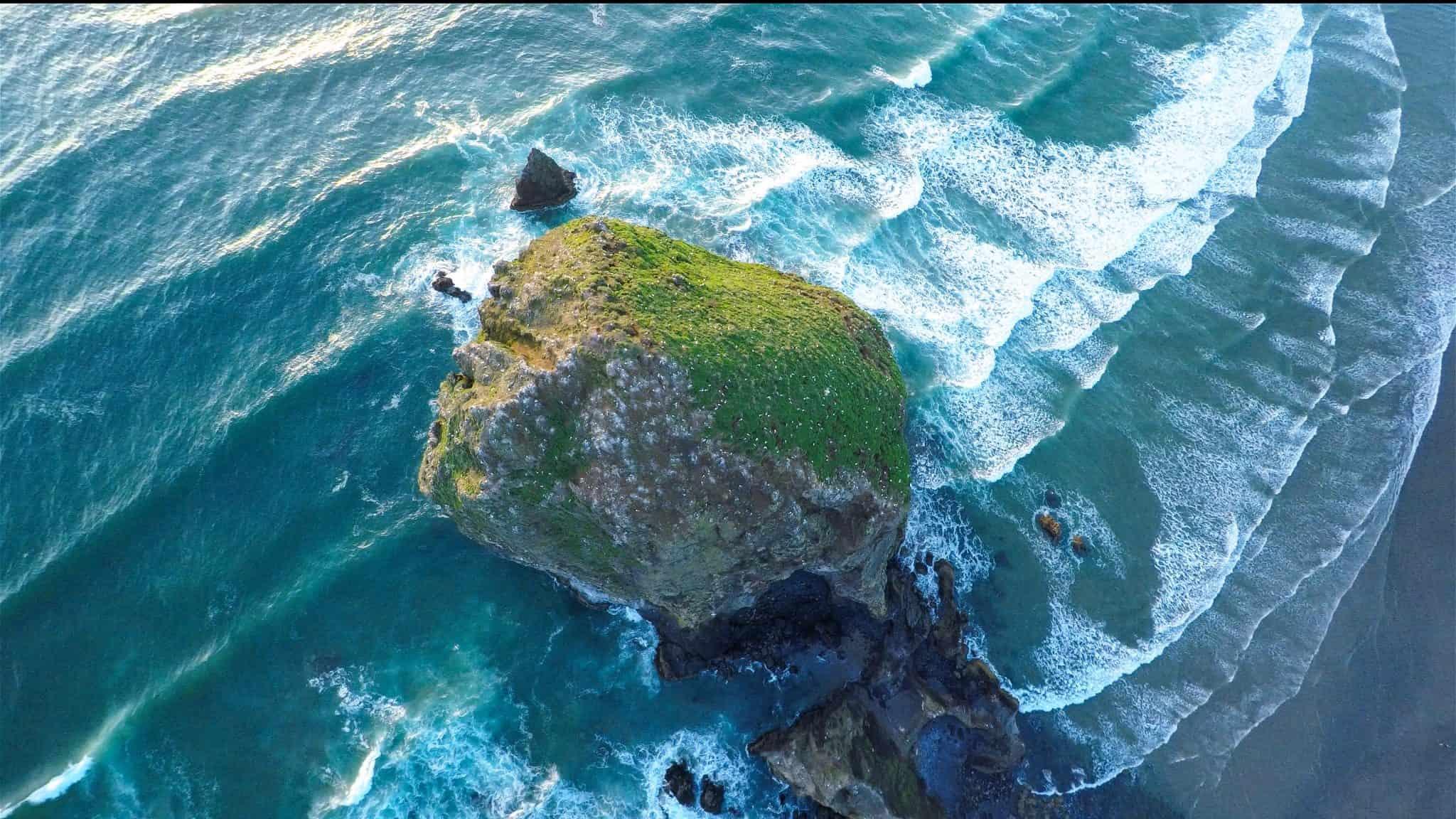 Haystack Rock Cannon Beach OR copy