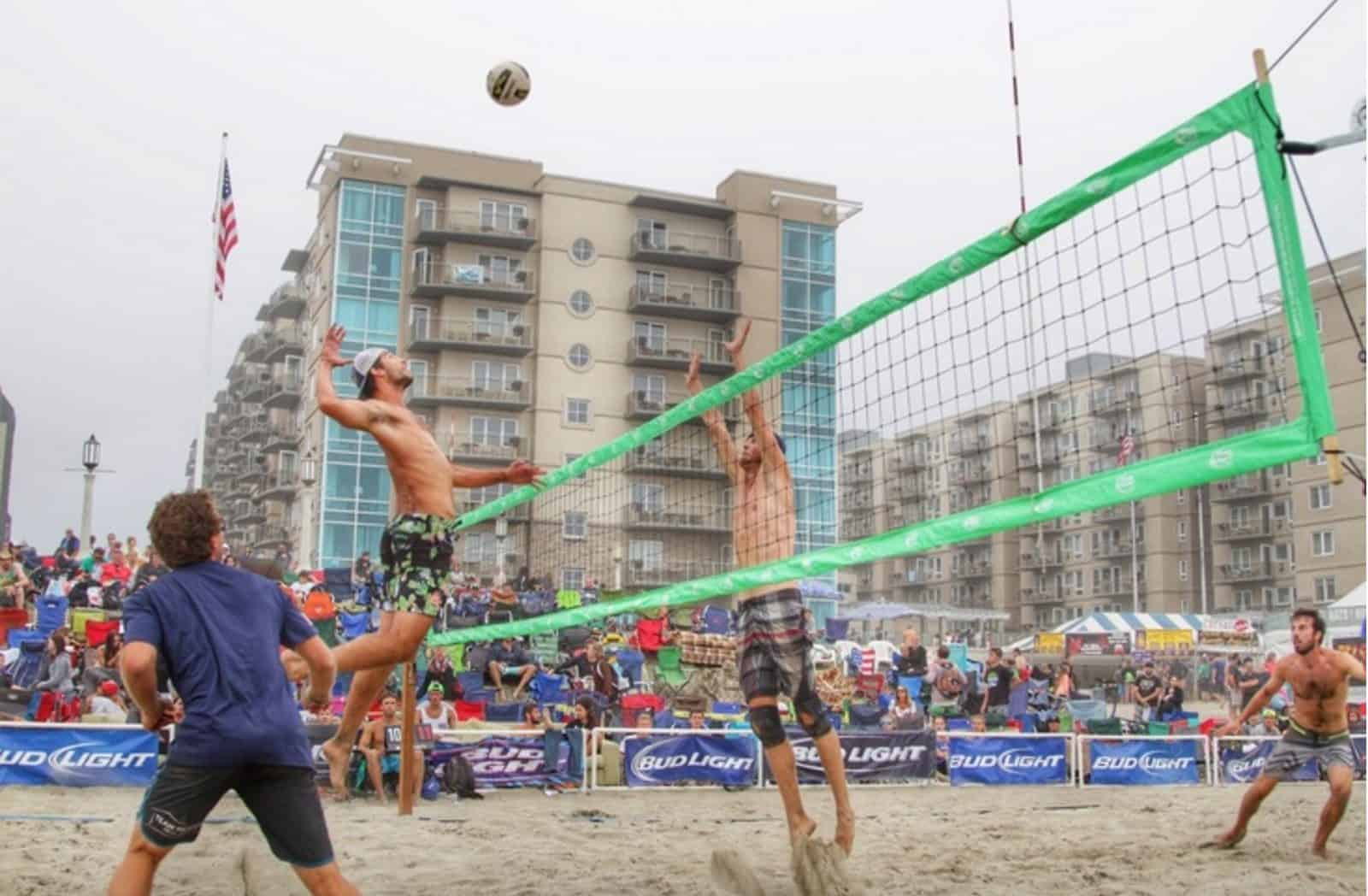 Mens Final Seaside Beach Volleyball 2015.05 PM