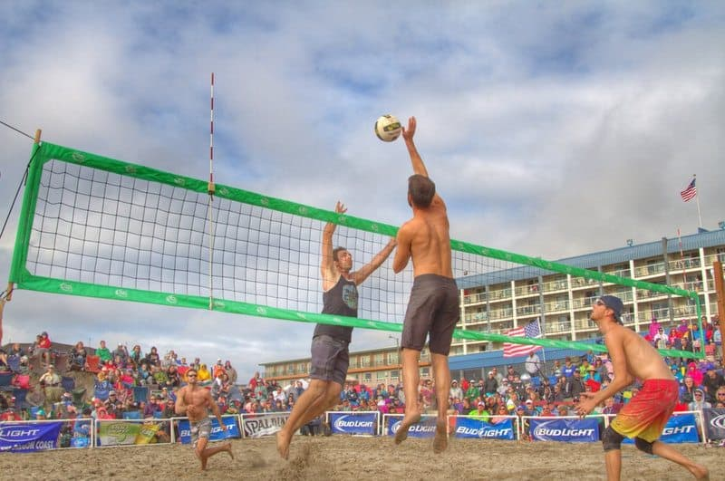 Mens Final Volleyball Match 2015.13 PM