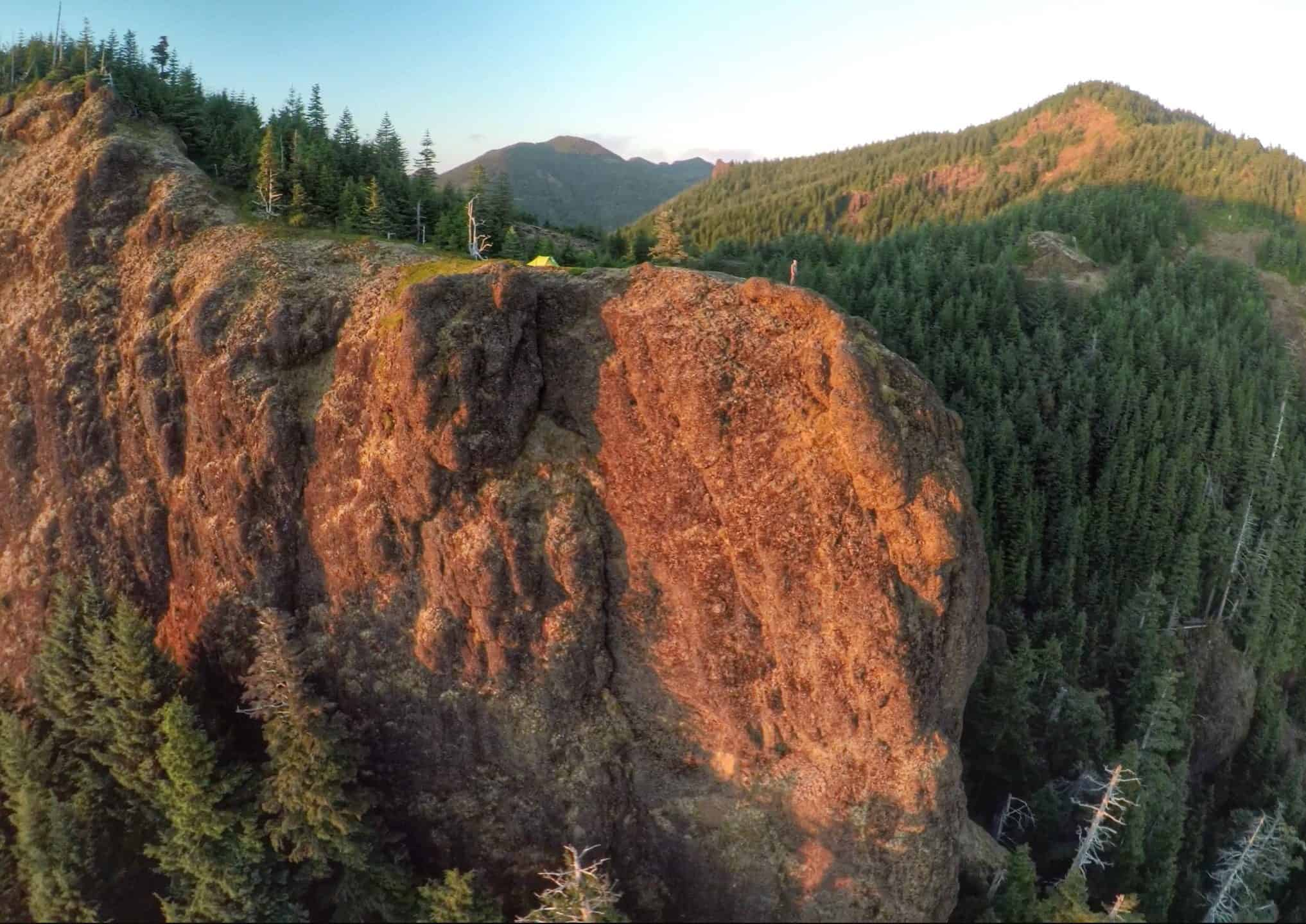 Oregon Coast Backpacking Adventure