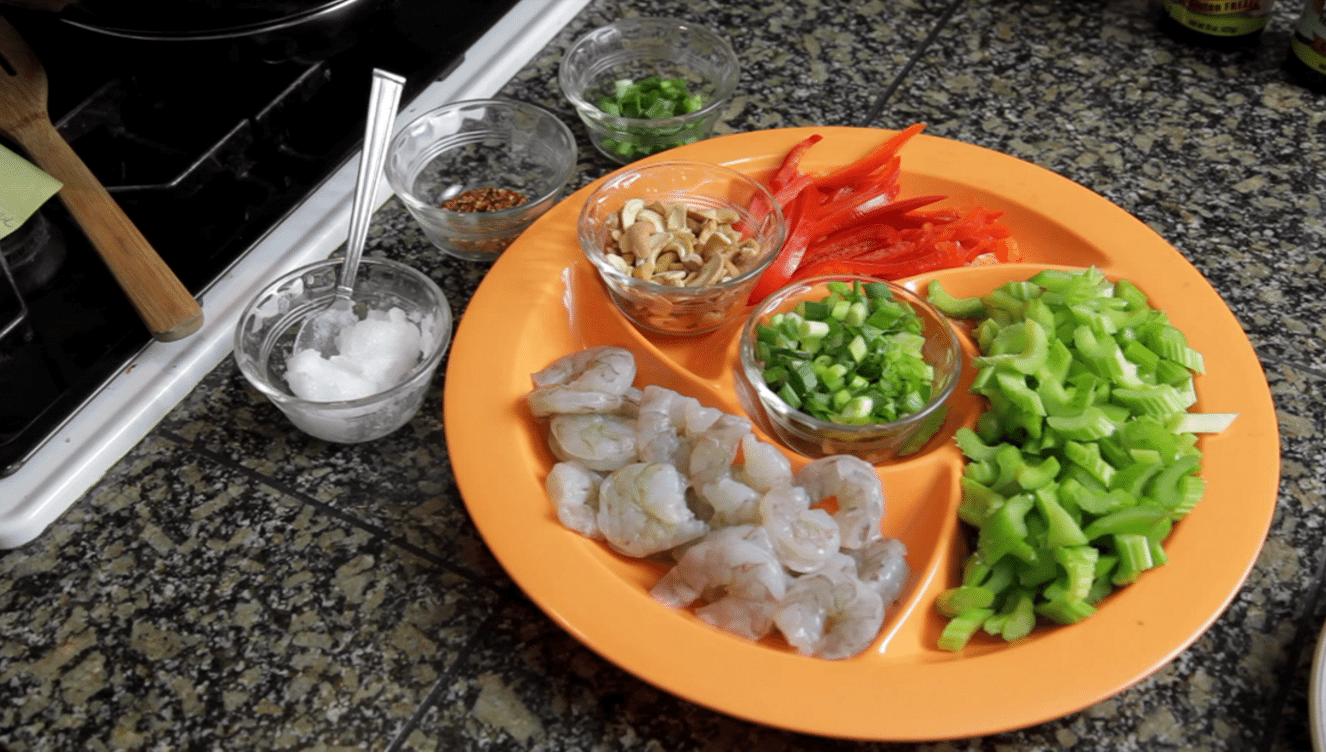 Stir Fry Cooking Recipe