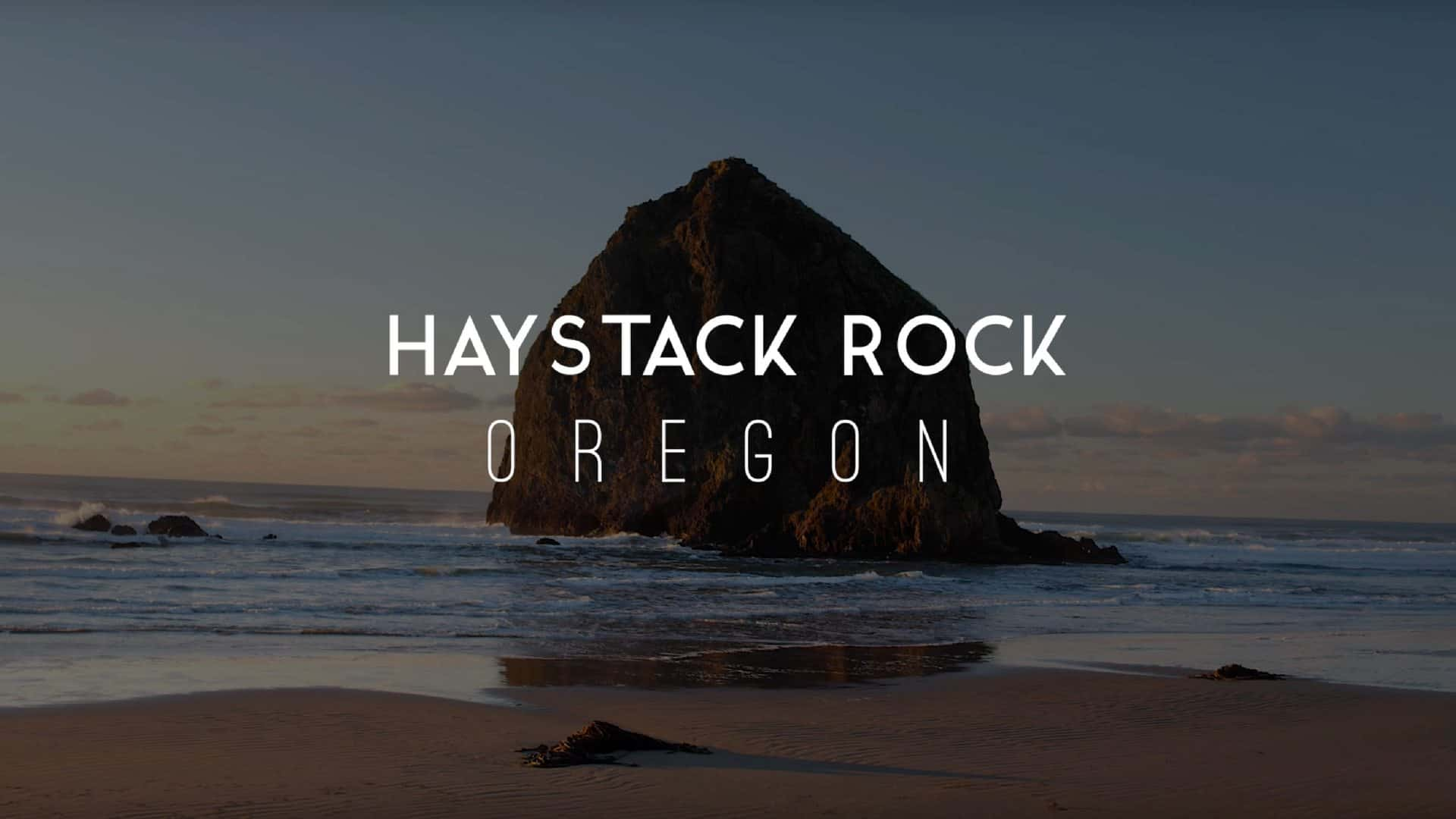 haystack-rock-cannon-beach-oregon-drone-video