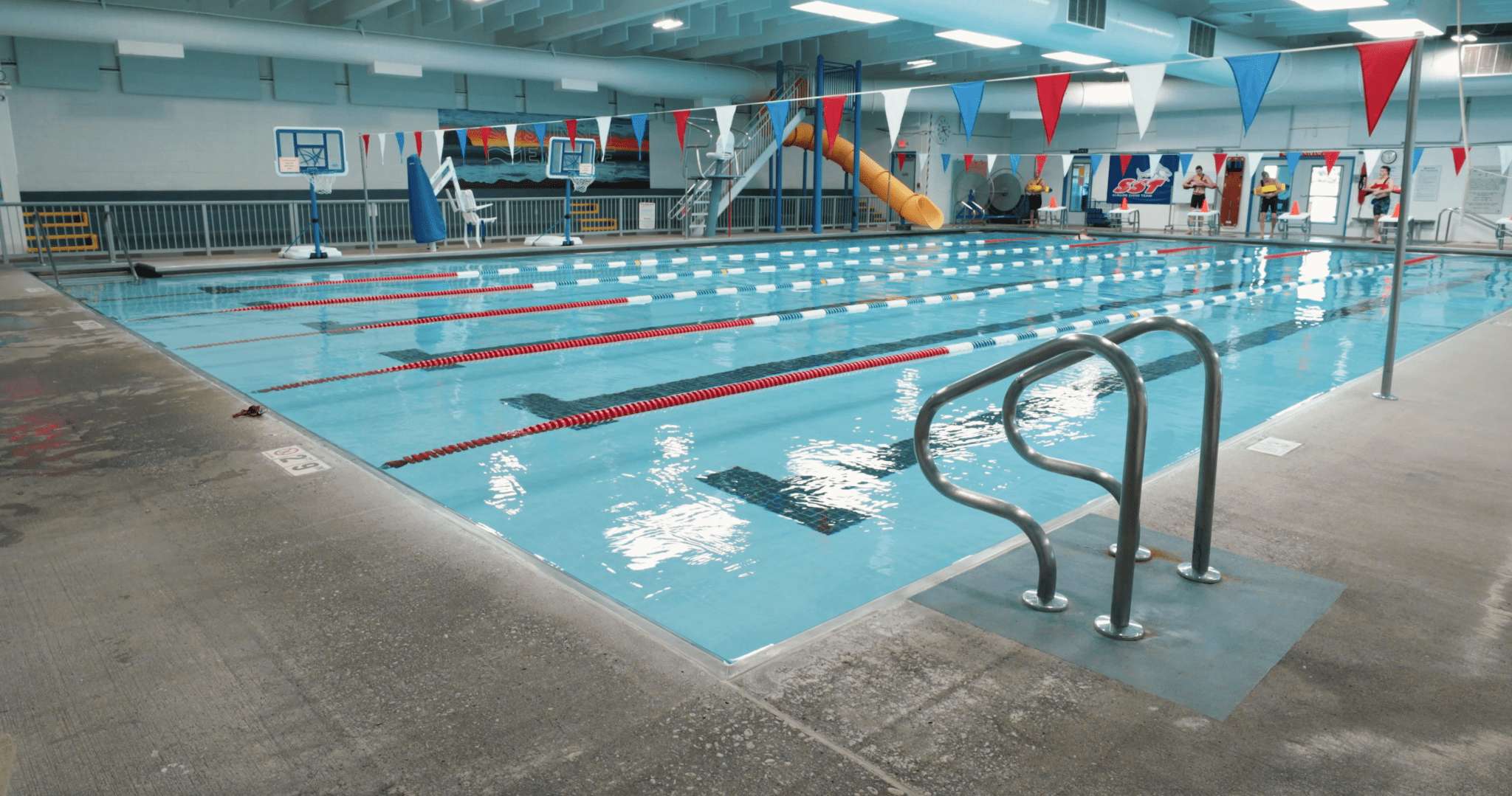 Oregon Swimming Pool: Three Pools Recreation Area A