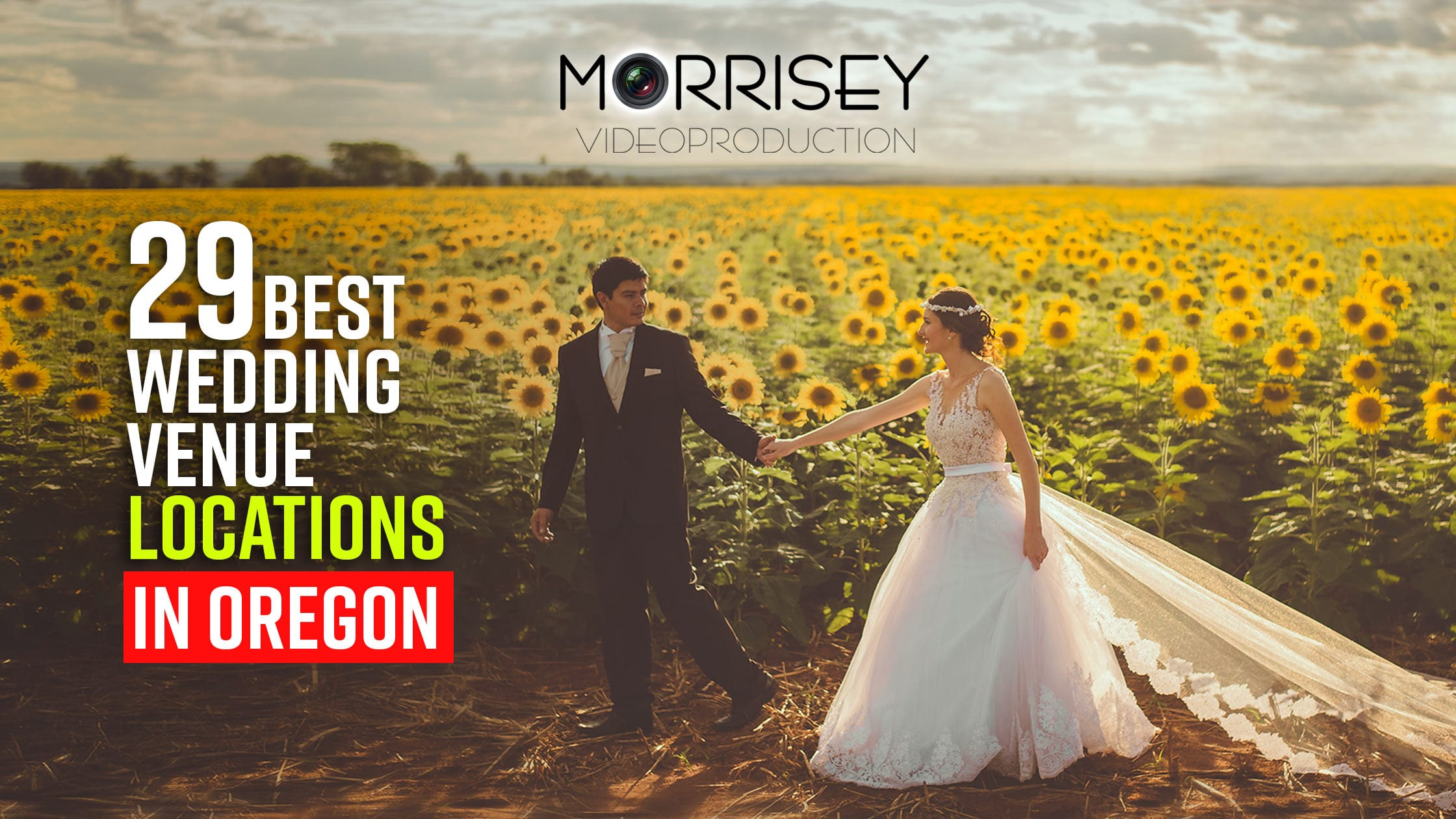 The Best Wedding Venues and Spots In Oregon